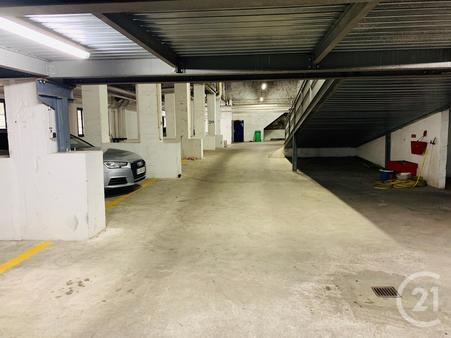 Parking à vendre - 12 m2 - PARIS - 75016 - ILE-DE-FRANCE